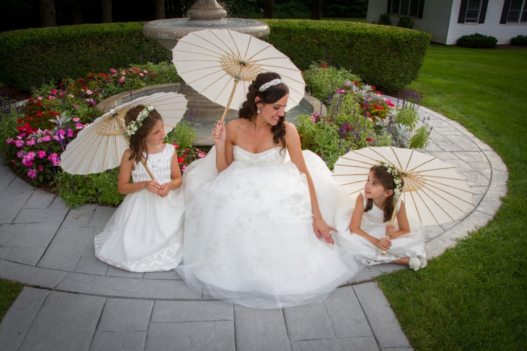 How to choose outdoor wedding location