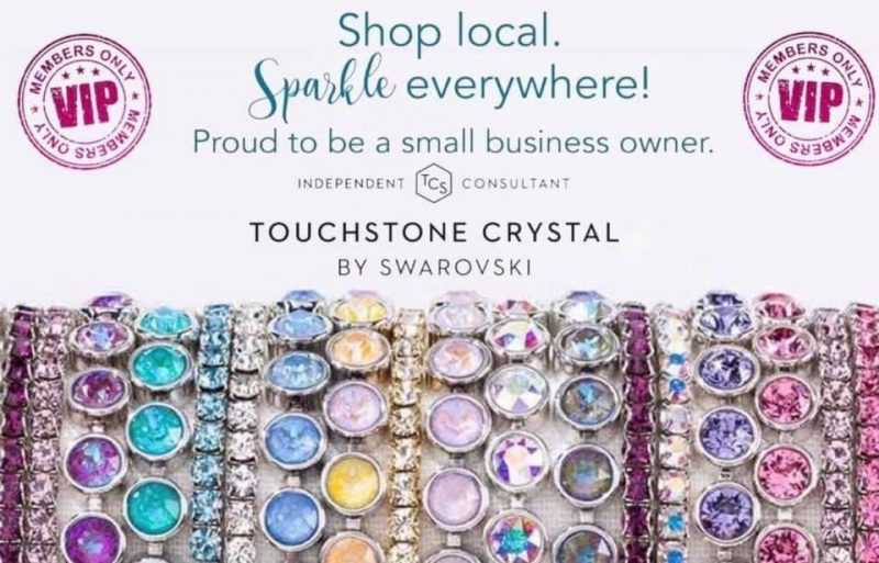 Bea Chipelo, Indpendent Consultant, Touchstone Crystal by Swarovski